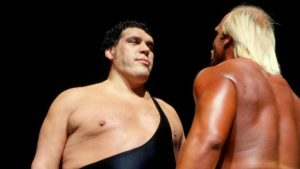 Andre vs Hulk Hogan WM3