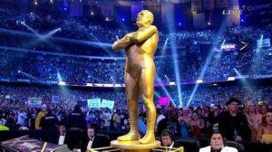 trophée memorial battle royal andre le geant wwe