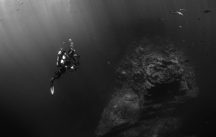 Palme natation plongée grande pointure