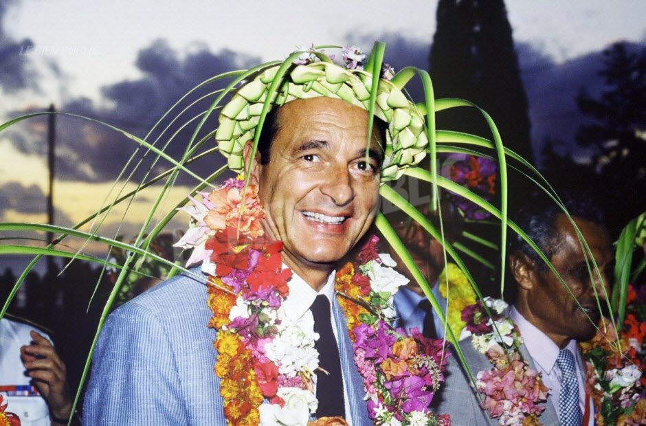chirac plus grand president francais ?