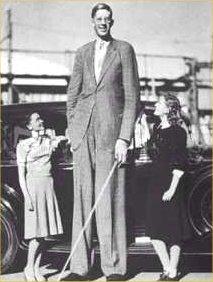 Les plus grands hommes de tous les temps
