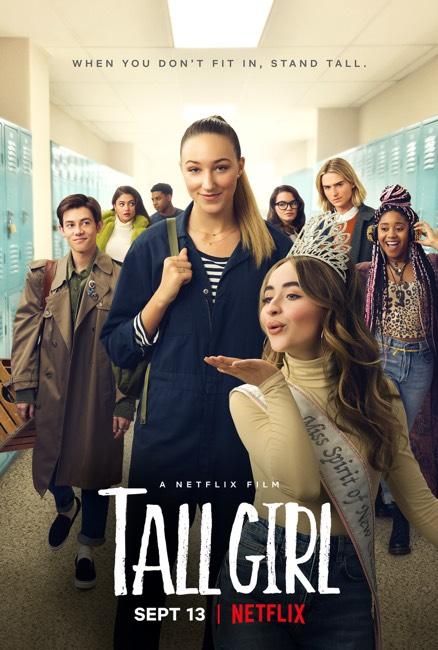 Tall girl sur Netflix, un film à la hauteur ?