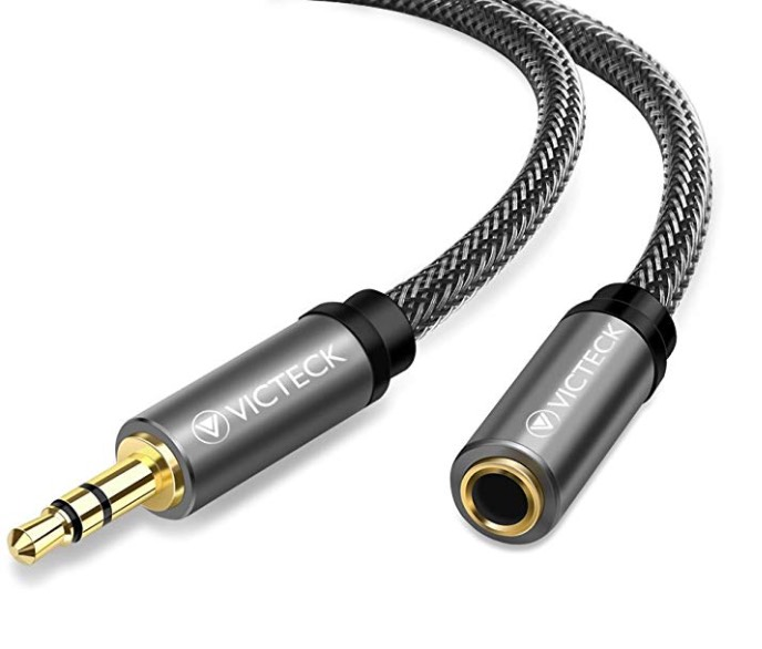 rallonge cordon audio-wetall