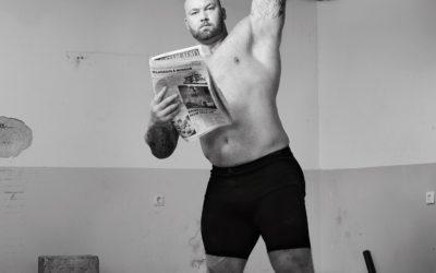 Thor Björnsson, le plus fort des géants !