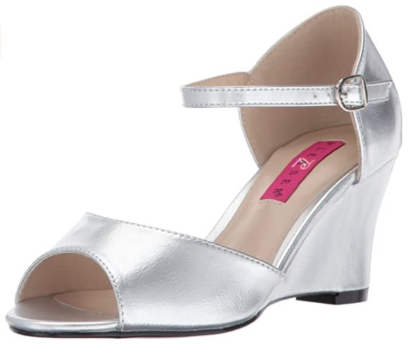 Sandales hautes blanches-Wetall