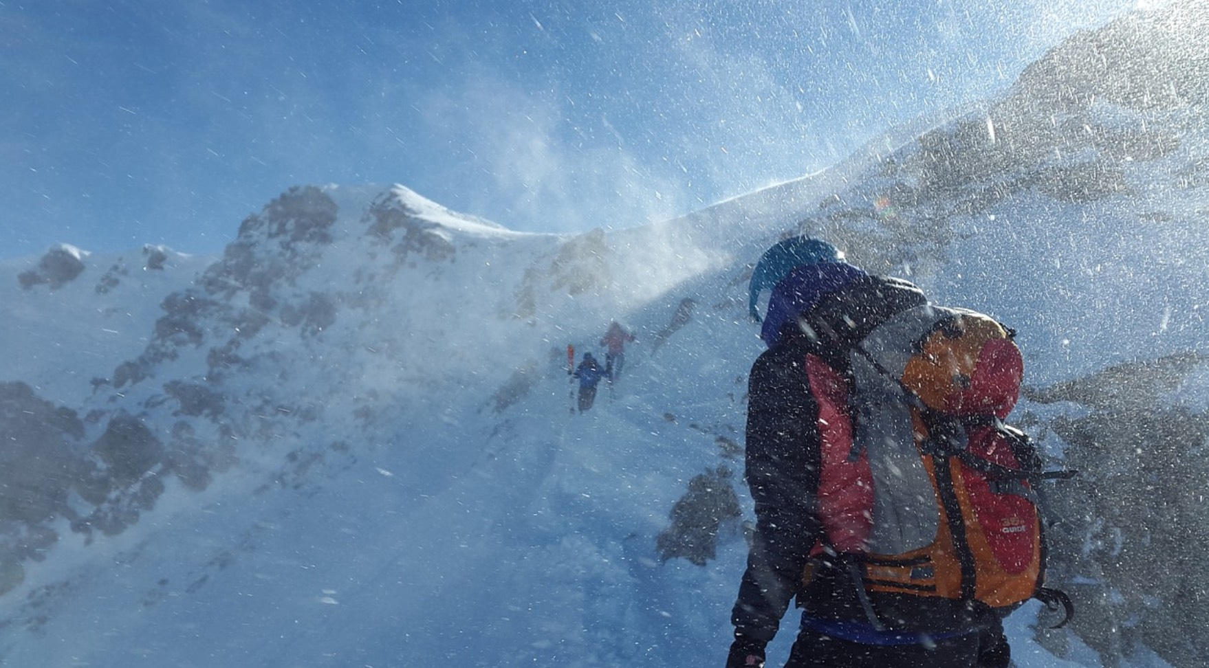 alpinisme grande taille
