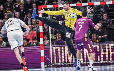 L'interview XXL de Cyril Dumoulin, champion du monde de Handball