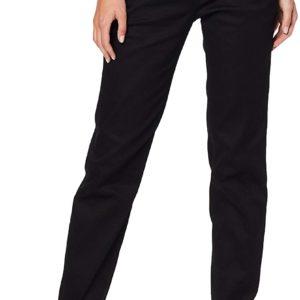 pantalon noir femme grande taille