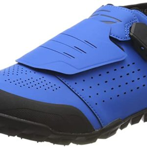 chaussures shimano bleues grande taille