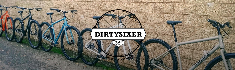 DIrtySixer plus grands vélo du monde