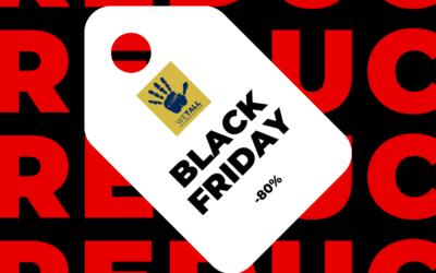 Black Friday 2020: Retrouvez la sélection 100% Grand(e)s de Wetall !