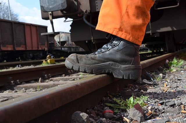 Chaussures de travail grande taille