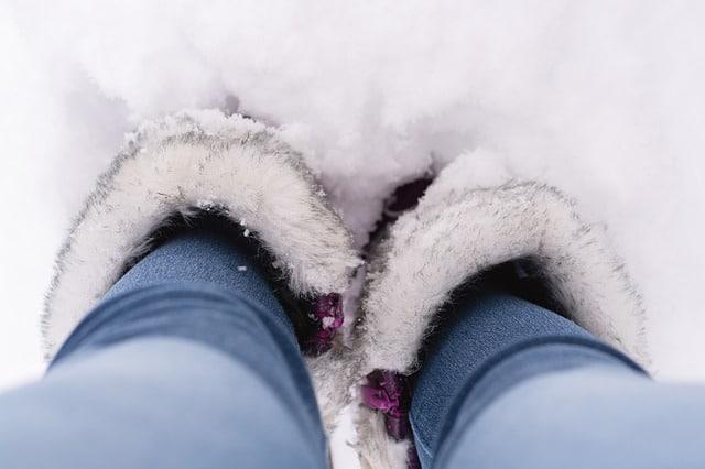 chaussures de neige grande tailles2020