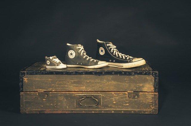 chaussures par pointures grandes tailles
