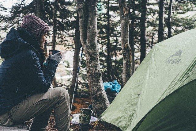 équipement de camping pour grands