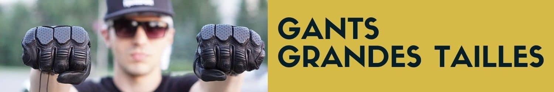 gants grandes tailles
