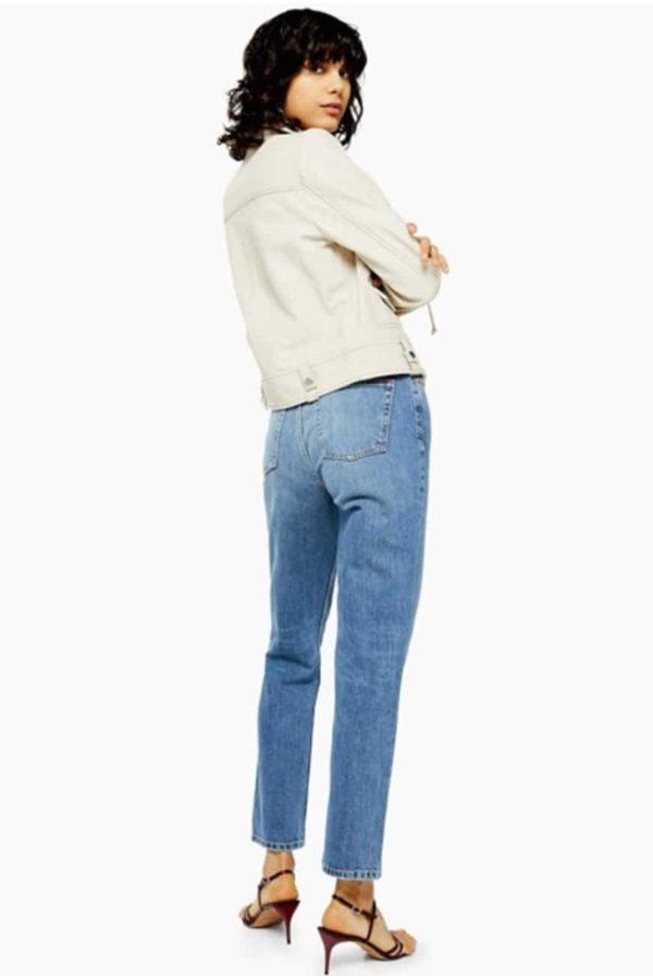 Jean grande taille 38 delavage vif moyen