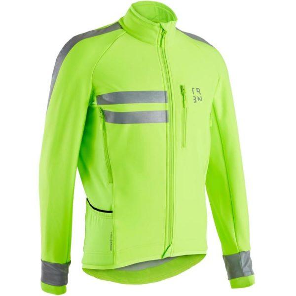 veste cyclisme hiver grande taille