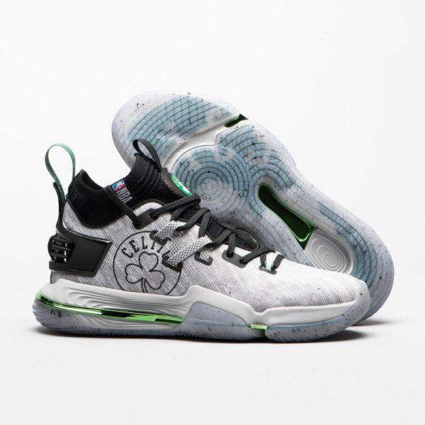 chaussure de basket NBA Boston Celtics grande pointure 4