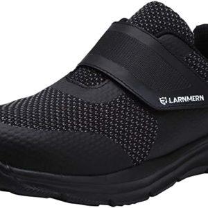 chaussures de sécurité noires