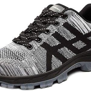 chaussures de securité grise
